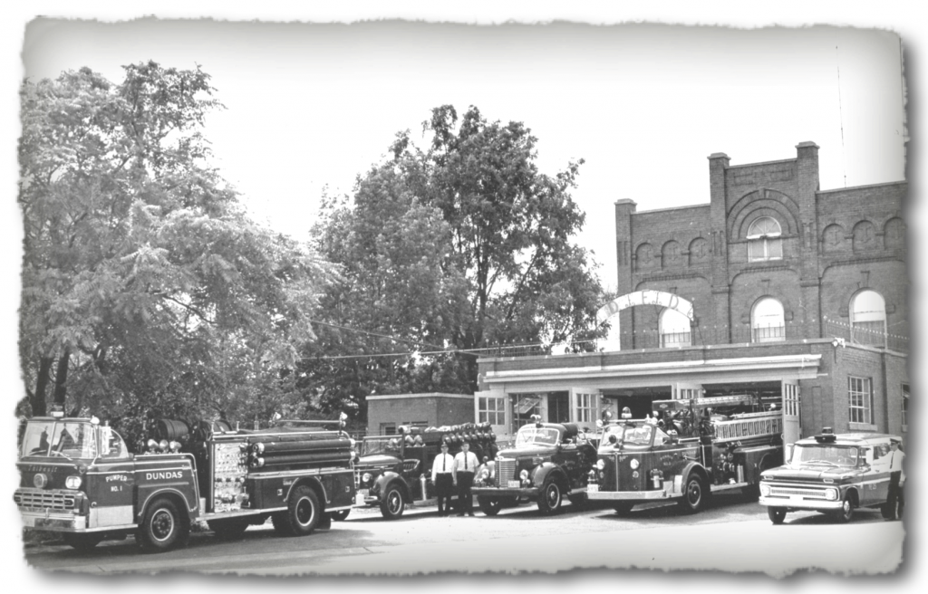 Hamilton District Fire Museum